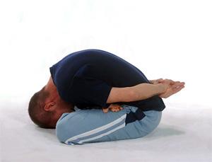 Йога Мудра – Поза Психического Единения