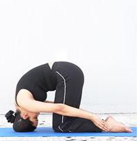 Наман Пранамасана - Поза Молящегося