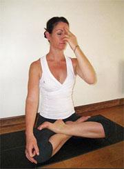 Сукха Пурвака II - Дыхание очищающее нервы