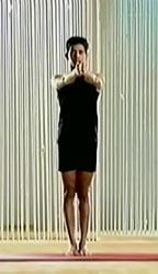 Хастасанчалана - Дыхание с движениями рук